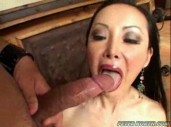 Ange Venus Blowjob Video at Peter North