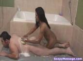 Lyla Lei Soapy Massage