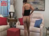 Leilani Li Naked Striptease