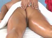 Adrianna Luna Lesbian Pussy Massage